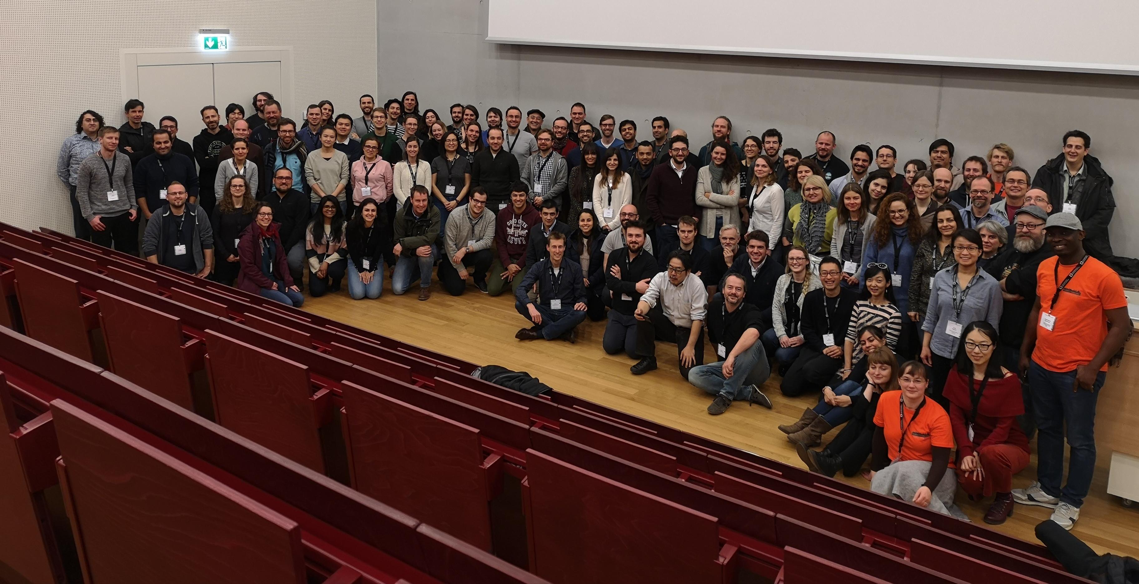 TS10 Luxembourg 2019 - NEUBIAS: Network of BioImage Analysts